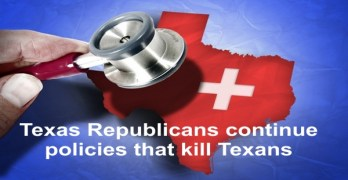 Texas Republicans killing Texans