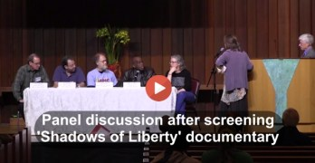 Shadows of Liberty Panel Discussion on news media