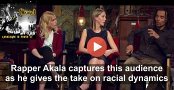 MUST WATCH: Rapper Akala great insights on racial dynamics (VIDEO)