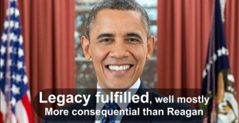 Codified: Obama is one of the most consequential president in US history