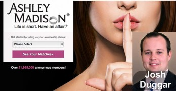 Conservative moralist Josh Duggar had an Ashley Madison Account