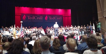 This Liberal had a pleasant but surreal experience at Ted Cruz rally hosted by Kingwood Texas Tea Party (VIDEO)