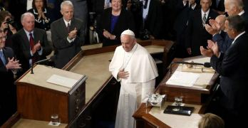 Pope Francis Speech Transcript to United States Congress