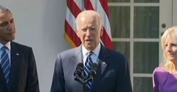 Vice-President Joe Biden Press Conference: He will not run for President (VIDEO)