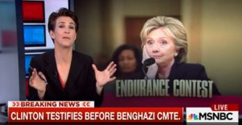 Rachel Maddow Slams Republicans on Benghazi