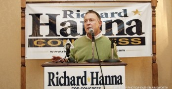 Richard Hanna Benghzi Hillary Clinton hit job