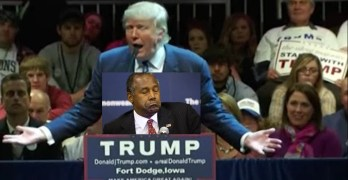 Donald Trump unbelievable vicious attack against Ben Carson