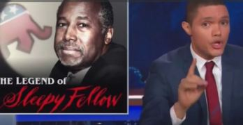 The Daily Show Trevor Noah takes on Ben Carson Challenge and wins - Will Carson stand by his promise Now.