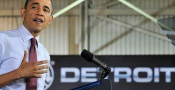 President Obama in Detroit spoke about Flint