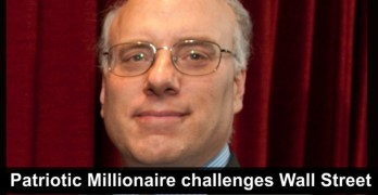 Patriotic Millionaire challenges Wall Street