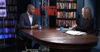 Ta-Nehisi Coates says he is voting for Bernie Sanders despite differences on reparations