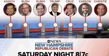 Republican Debate, Live blogging, Live Tweeting