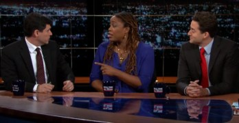 Bill Maher guest explores 'White man not getting a shot narrative' that progressives better address (VIDEO)