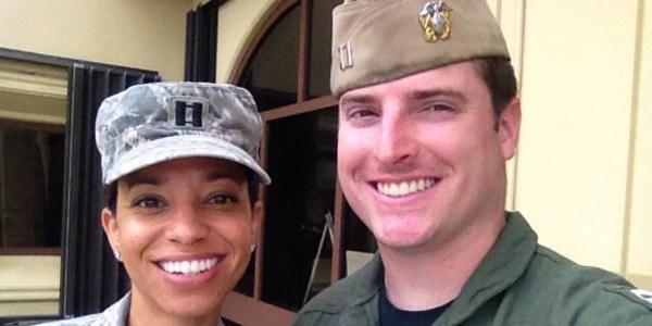John McCain son - Lt. Jack McCain - Renee Swift McCain