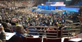 DNC, Democratic National Convention
