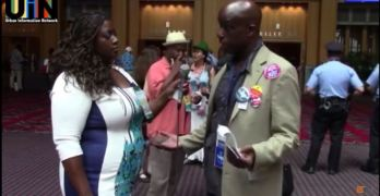 Egberto Willies interview with Detroit IPTV at Democratic National Convention