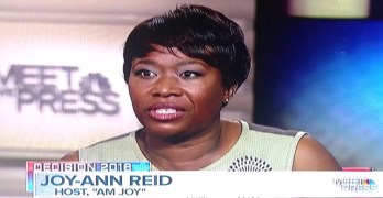 Joy-Ann Reid, antidote to Trump's apologist let them have it Meet The Press
