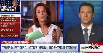 Media baited again for mainstreaming Right Wing narrative of Clinton's health (VIDEO)