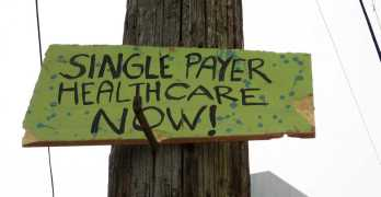Single-payer healthcare now by David Drexler