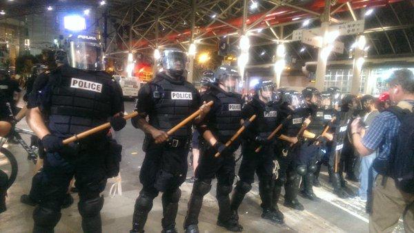police bias Americans