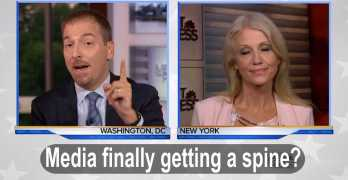Chuck Todd grills Trump's campaign manager Kellyanne Conway (VIDEO)
