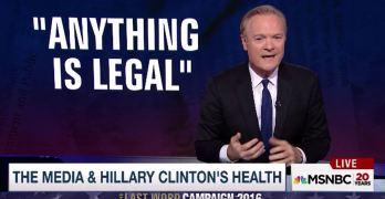 Media Insanity: Hillary Clinton's health vs our Kim Hyun-joong (VIDEO)