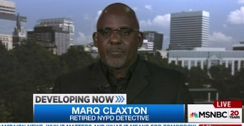 Retired detective slams lionization of police in the killing of black men debate (VIDEO)
