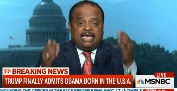 Roland Martin slams Trump's un-birtherism and warns Hillary Clinton (VIDEO)