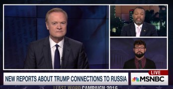 CounterIntelligence officer rejected Vox's whitewash of Trump's Russian connection (VIDEO)