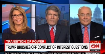 Top Bush & Obama lawyers said Electoral College must reject Trump if ... (VIDEO)