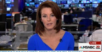 MSNBC Host Stephanie Ruhle apologizes to Fox News
