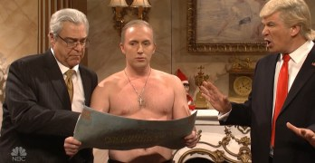 Saturday Night Live Putin skit funny with some inconvenient truths for Trump (VIDEO)
