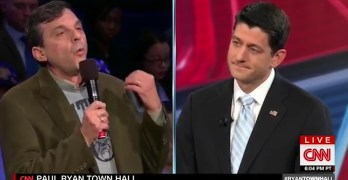 Fmr Republican who hated Obamacare tells Paul Ryan he now loves it as Paul Ryan lies (VIDEO)