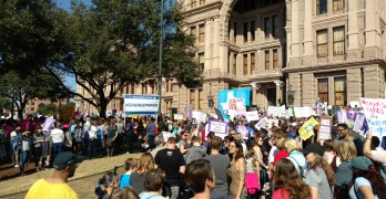 Protests Women's March on Austin #WomensMarchOnAustin #WomensMarch