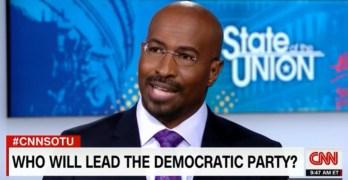 Van Jones - Clinton days are over - Democratic Party no longer moderate