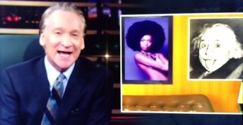 Bill Maher Valentine message we should heed, fall in love with knowledge again (VIDEO)