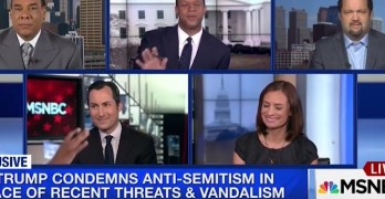 MSNBC Craig Melvin hit back hard when Trump supporter tried to lie (VIDEO)