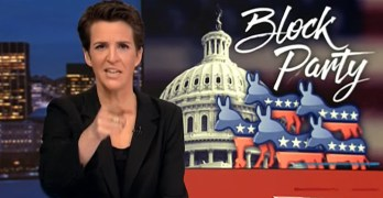 Rachel Maddow: Progressive protests have more support than TEA Party at its apex (VIDEO)
