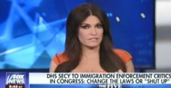 Fox News' misogyny continues. Host told she's giving America an erection on air (VIDEO)