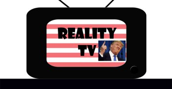 Trump Syria Reality TV
