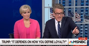 Morning Joe - FBI contacts say its a criminal issue with Russia and Trump knows it (VIDEO)