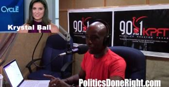 Krystal Ball interviewed on Politics Done Right