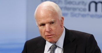 BREAKING: Senator John McCain has brain cancer