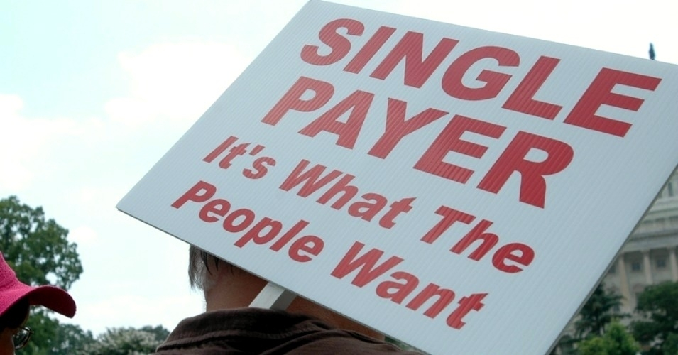 Democrats, be careful, Trump may beat you to single-payer Medicare for all
