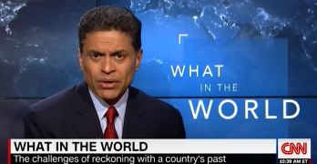 Fareed Zakaria destroys any rationale for having Confederate monuments (VIDEO)