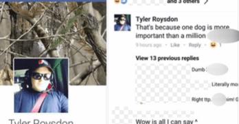 Trump Effect Ohio Fireman Tyler Roysdon