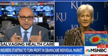 Trump sabotaging Obamacare but there may be a silver lining in the making (VIDEO)