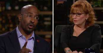 Joy Behar slams Van Jones for his kumbaya with the Right