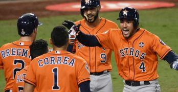 Houston Astros beat LA Dodgers 5-1 to win World Series