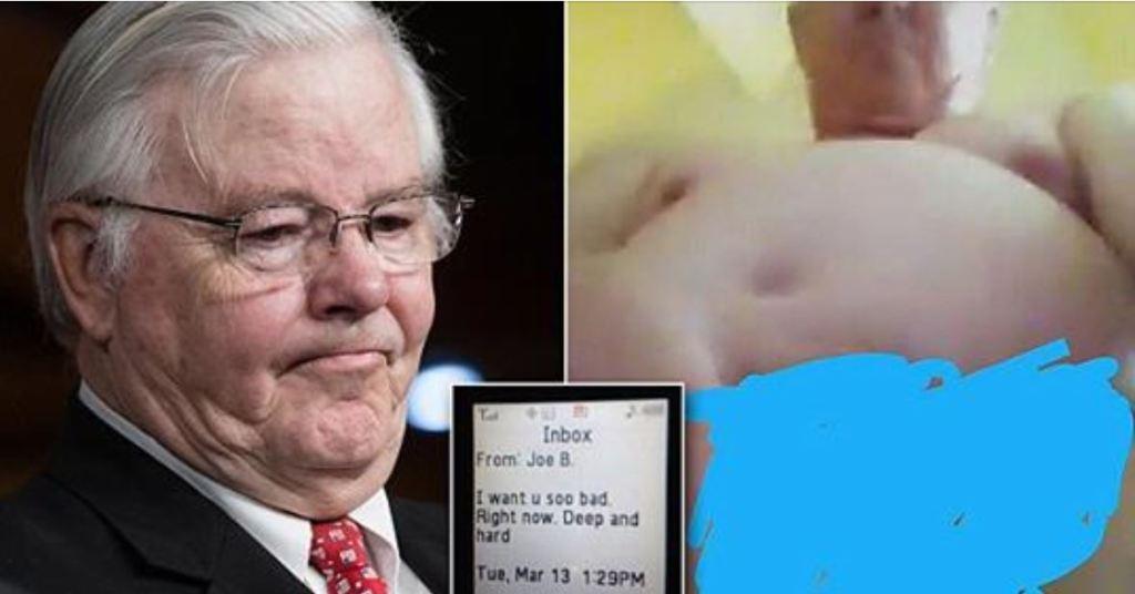 Texas Congressman Joe Barton apologizes for nude photos